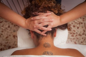 Massatge craniofacial